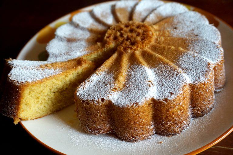 おひさまケーキ