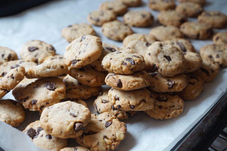 チョコちっぷクッキー